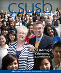 Spring 2012 by CSUSB