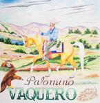 Palomino Vaquero by Michael Griego