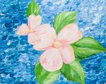 Apple Blossom by Julianne Gavney