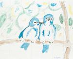 Free as Birds by V. Juarez