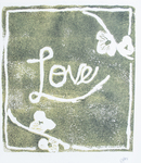 Stamp of Love (1) by A. Lopez