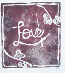 Stamp of Love (2) by A. Lopez