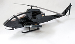 Helicopter (Black) by ISP