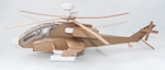 Helicopter (Brown) by ISP