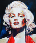 Decay (Marilyn) by C. Brancombe
