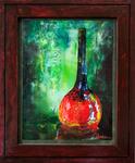 Fire Glass by C. A. Mann