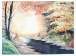 Landscape by R. Tarazon