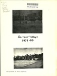 Rumors Serrano Village Yearbook 1979-1980 by CSUSB