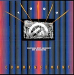 Commencement Program 1994 CVC