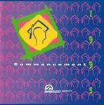 Commencement Program 1995 CVC