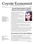 CE Spring 2013 by Coyote Economist