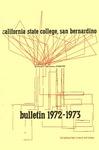 Course Catalog 1972-1973