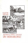 Course Catalog 1982-83 by CSUSB