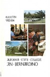 Course Catalog 1983-1984 by CSUSB