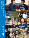 Course Catalog 2016-2017 by CSUSB