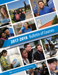 Course Catalog 2017-2018 by CSUSB