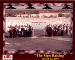 1997 - The Sign Raising