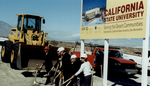 2000 - Photographs from the Groundbreaking Ceremony by California State University - San Bernardino