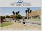 2008 - Invitation to the Opening Celebration of the Palm Desert Health Sciences Building