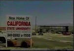2001 - Video Public Service Announcement by California State University - San Bernardino